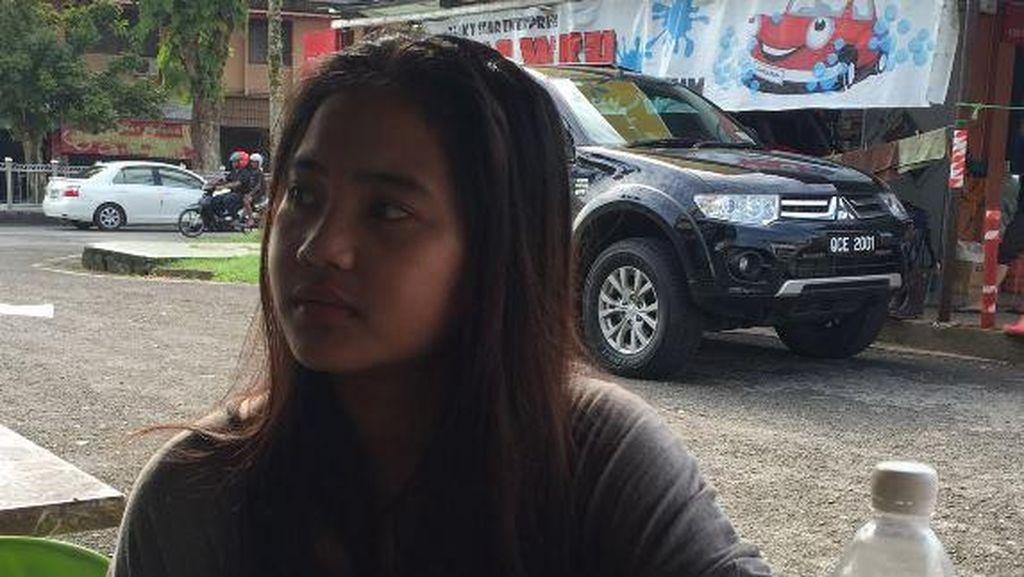 Emen Sujud Syukur dengar Eva yang Disandera di Malaysia Diselamatkan KJRI Kuching