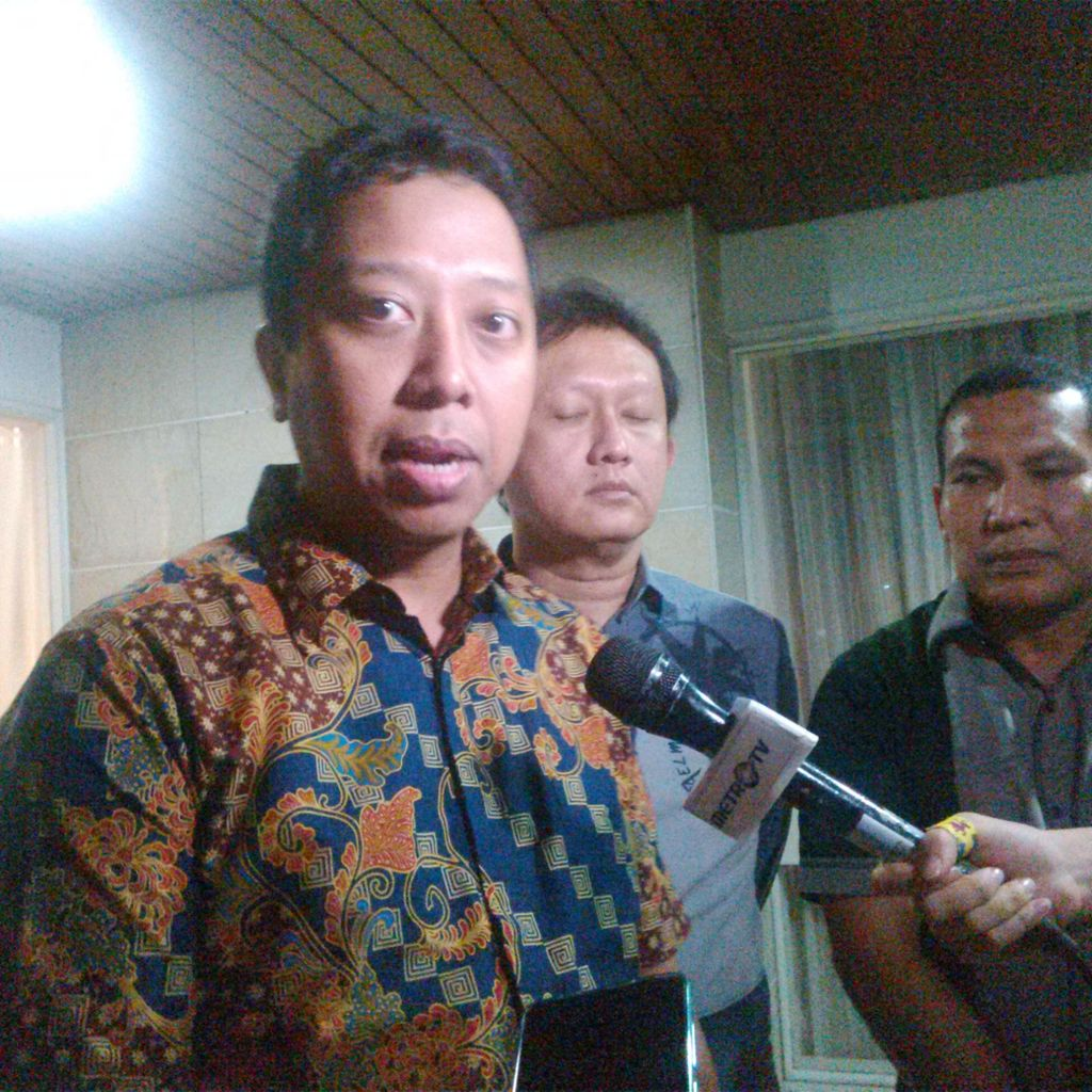 Sudiartana Ditangkap KPK, Romahurmuziy: Masih Banyak Anggota DPR yang Baik