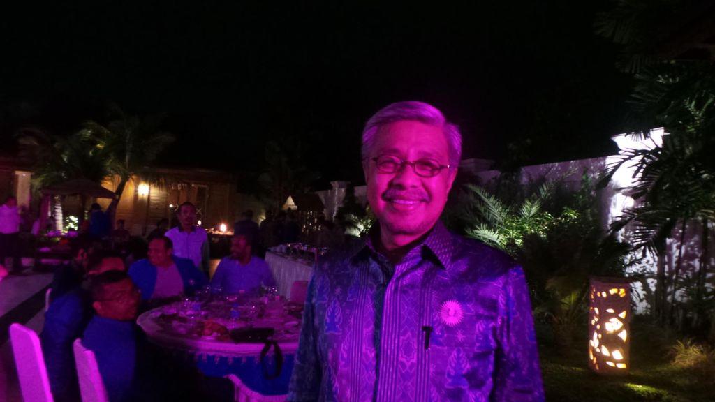 Gubernur Sultra Nur Alam Jadi Tersangka, PAN: Kami Serahkan ke KPK