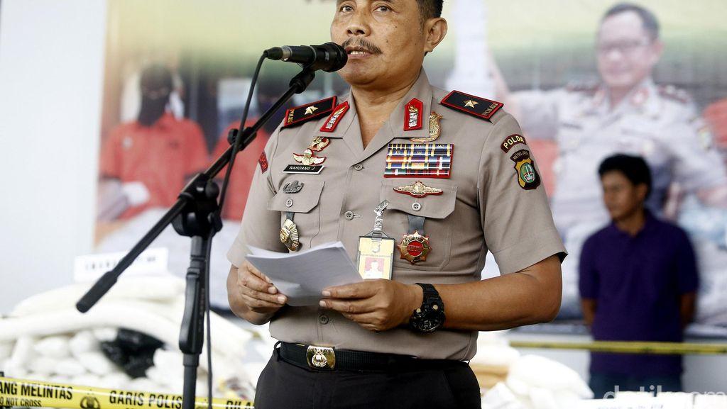 Brigjen Suntana Gantikan Nandang Jumantara Sebagai Wakapolda Metro Jaya