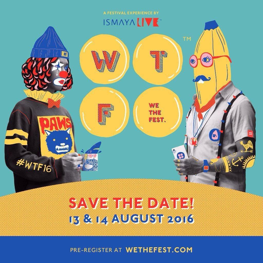 Ini Jadwal Lengkap We The Fest 2016