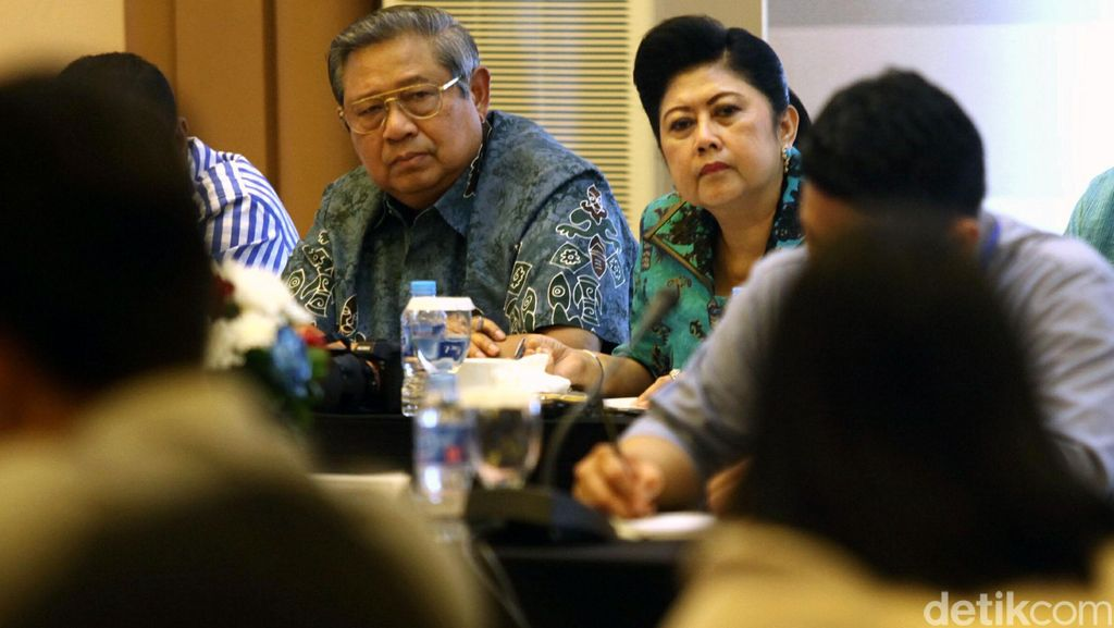 Ruhut: Bu Ani Didorong Jadi Capres 2019, SBY Bilang Kita Kerja Dulu