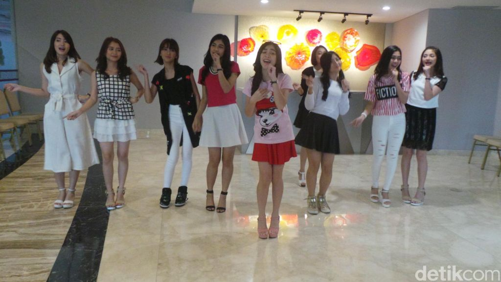 Menanti Panggung Luar Kota Pertama Cherrybelle dengan Formasi Baru