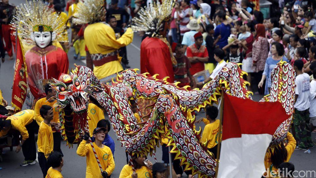 Pesan Harmoni di Balik Meriahnya Perayaan Cap Go Meh di Indonesia