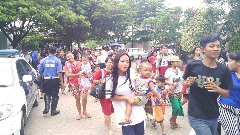 80 KK Warga Kalijodo Daftar Rusun Marunda, 40 Keluarga Langsung Tempati Hunian
