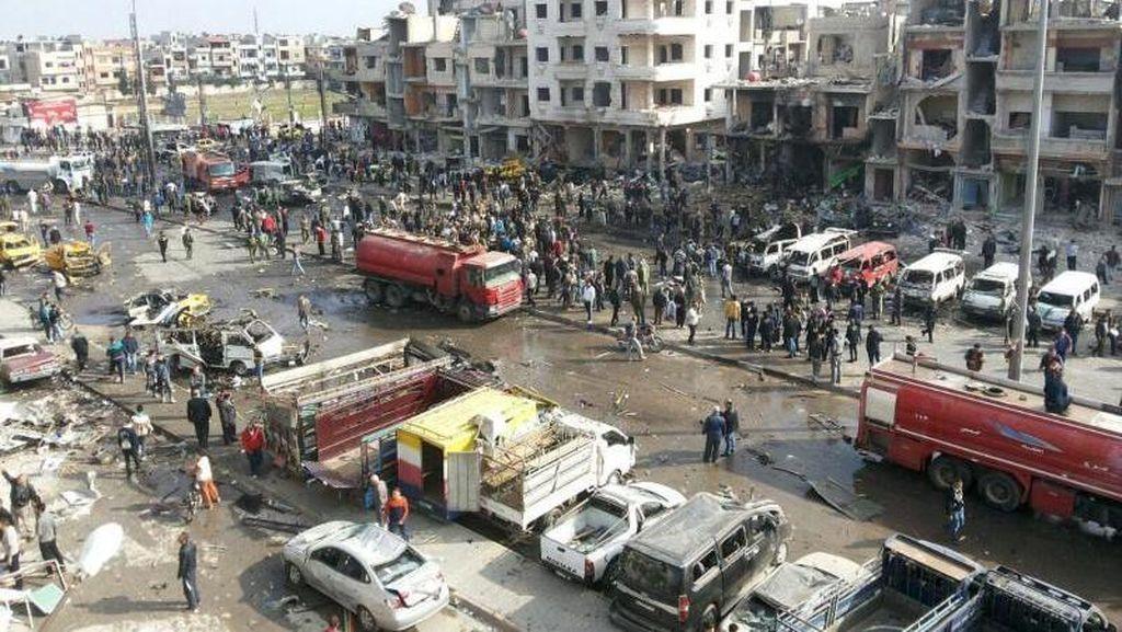 Kemlu Sebut Masih Ada Sekitar 1.000 WNI di Suriah