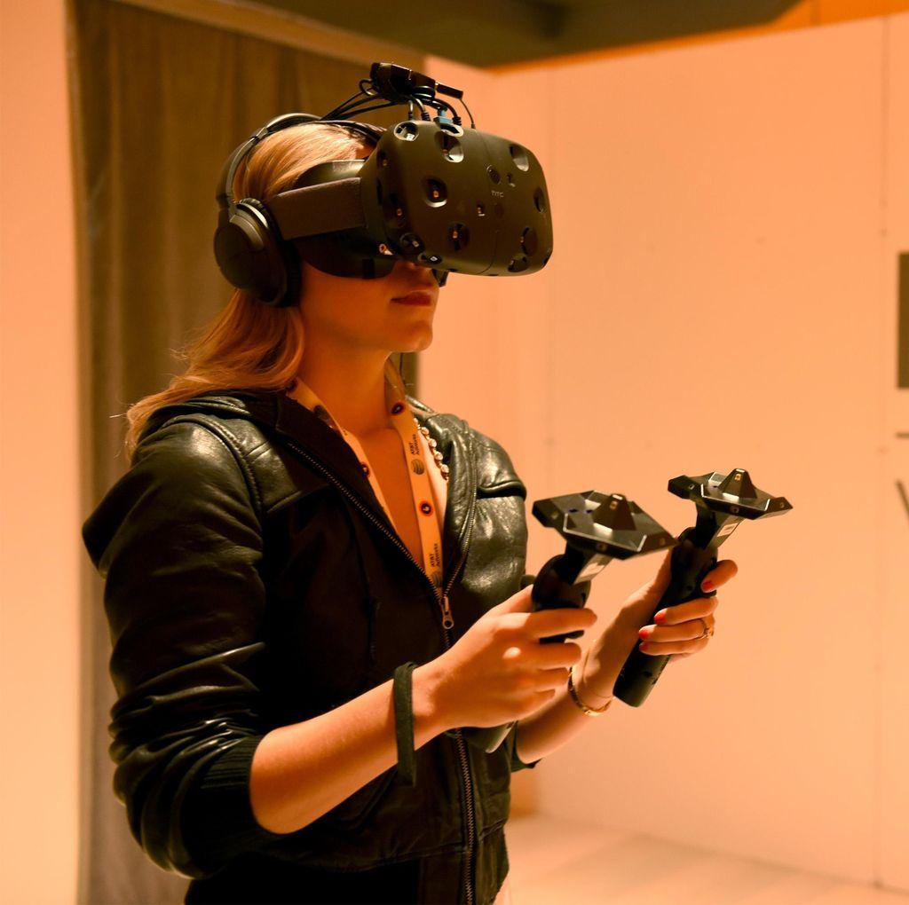 HTC Mulai Garap Game Virtual Reality