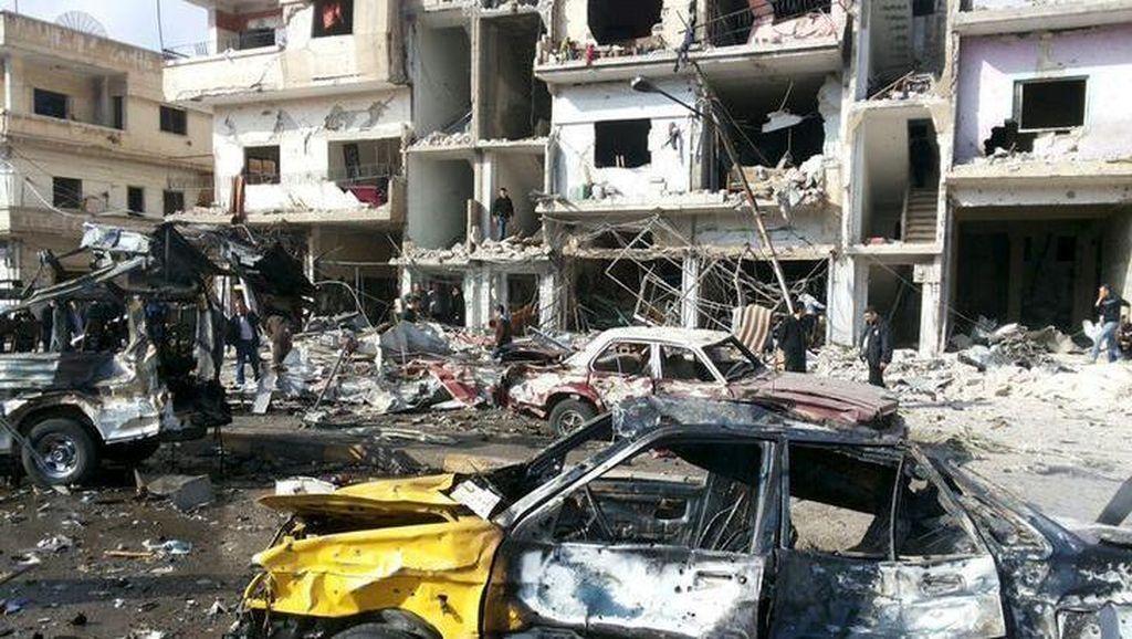 Kemlu Sebar Pamflet ke Relawan Hingga Sopir Taksi di Suriah untuk Evakuasi WNI