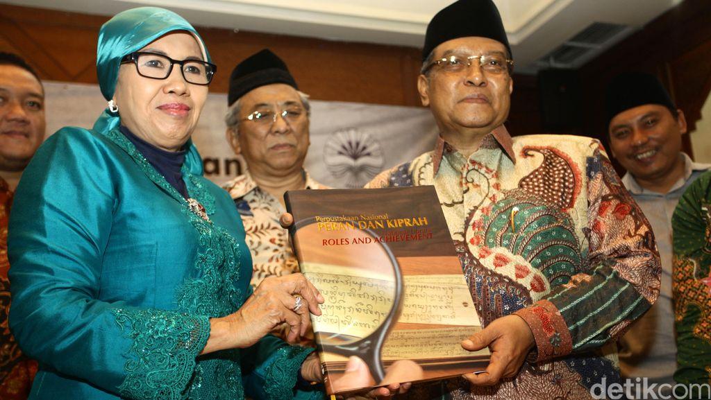 PBNU Gandeng Perpusnas untuk Digitalisasi Karya Ulama-ulama Nusantara