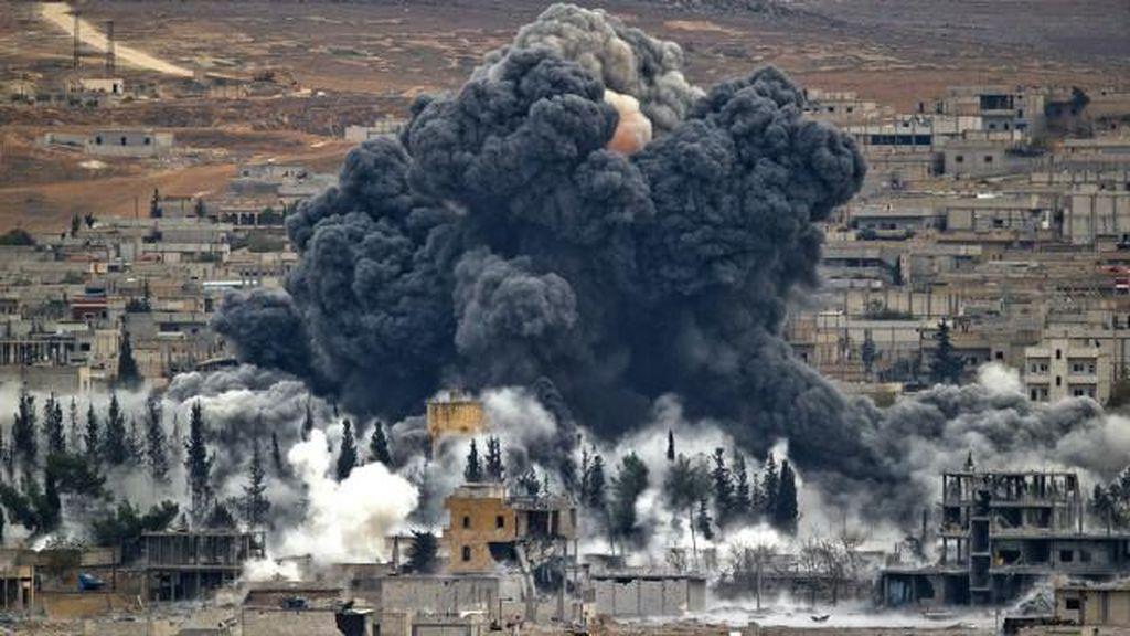 Gencatan Senjata Suriah Mulai Berlaku 27 Februari