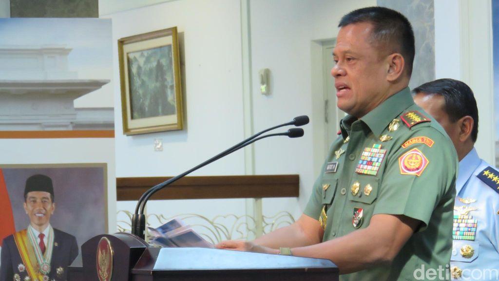 Panglima TNI Ingin Pertahanan di Pulau Terluar dan Singgung Soal Timor Leste