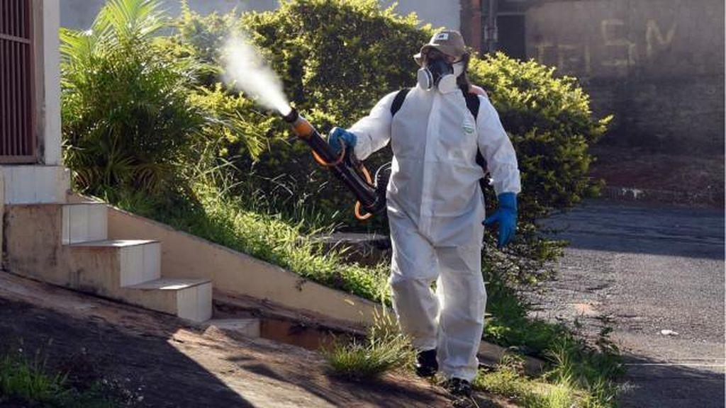 AS Selidiki 14 Kasus Penularan Virus Zika Lewat Hubungan Seks