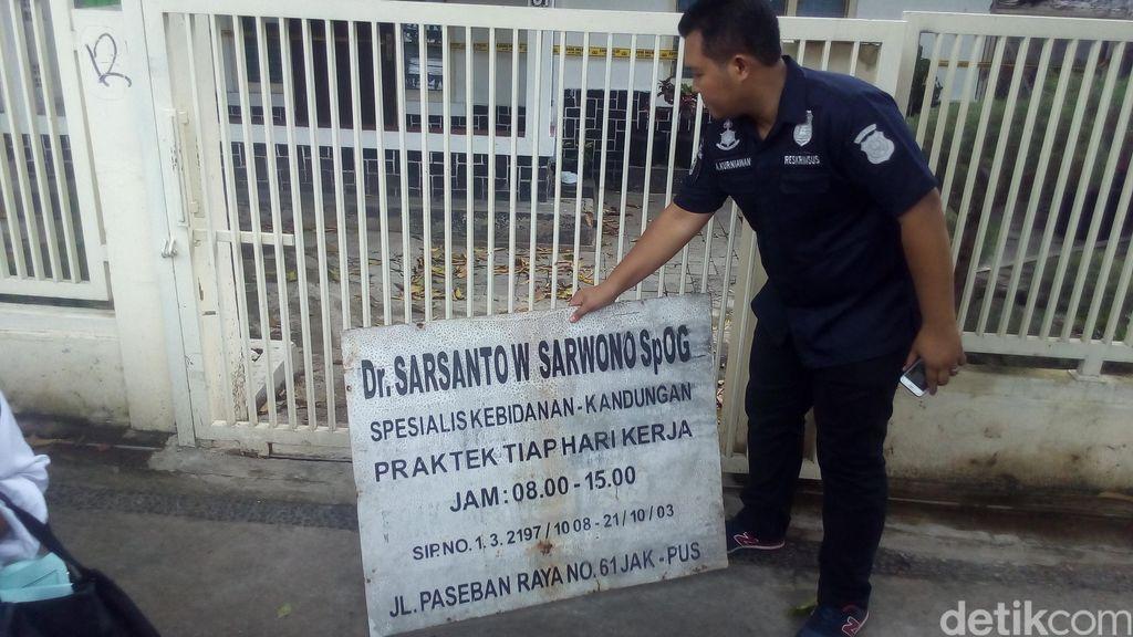 Polisi Sempat Gagal Ungkap Praktik Aborsi Ilegal di Cikini