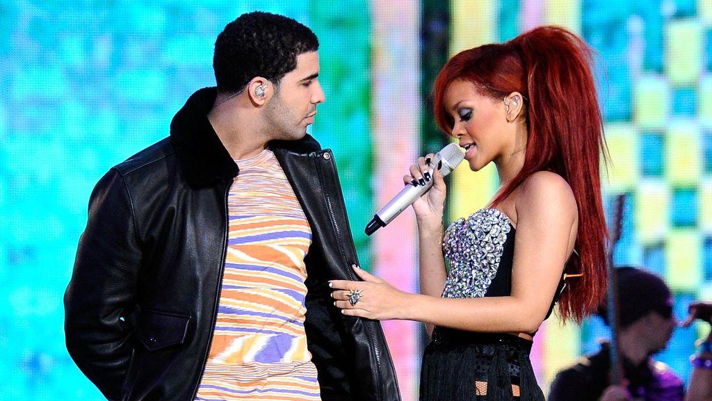 Drake Sewa Akuarium untuk Kencan Romantis dengan Rihanna