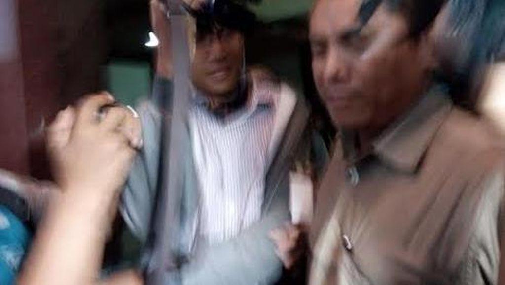 Rekanan PT Garam Ditahan Kejati Jatim Diduga Korupsi Uang Petani Garam