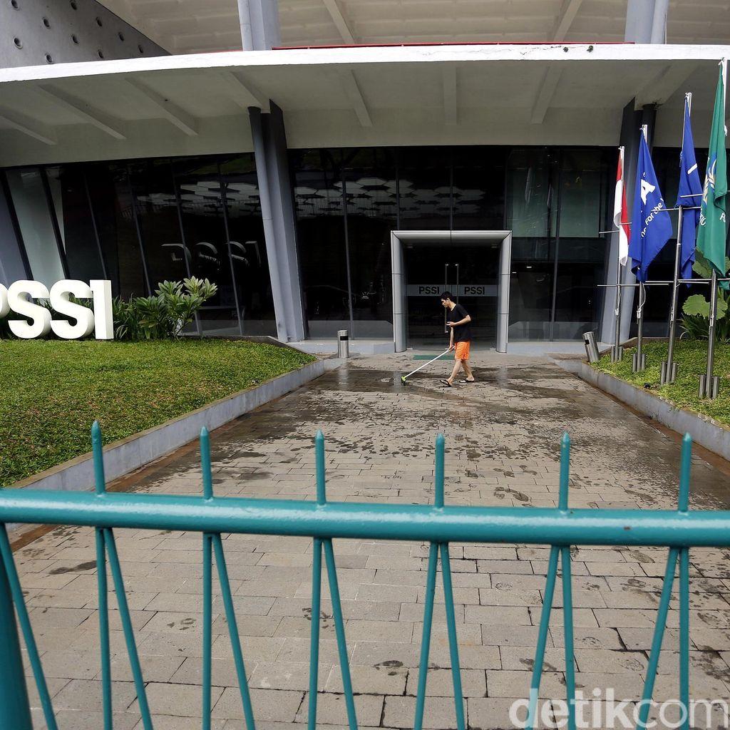 Bantah Klaim Kemenpora soal Kongres di Jakarta, PSSI Ngotot di Makassar