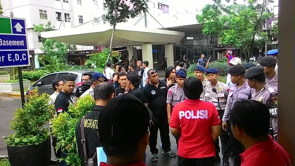 Pengelola Apartemen Kalibata City Soal Razia: Kami Bantu Polisi dan Imigrasi