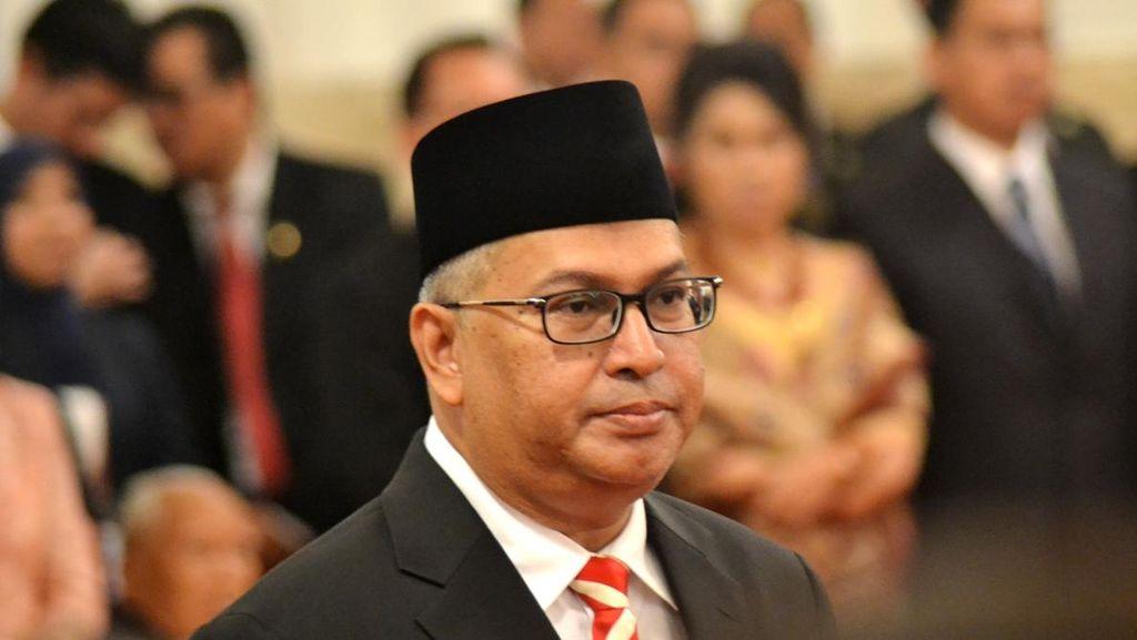 Jadi Dubes RI di Mesir, Helmy Fauzy Mundur dari Seknas Jokowi