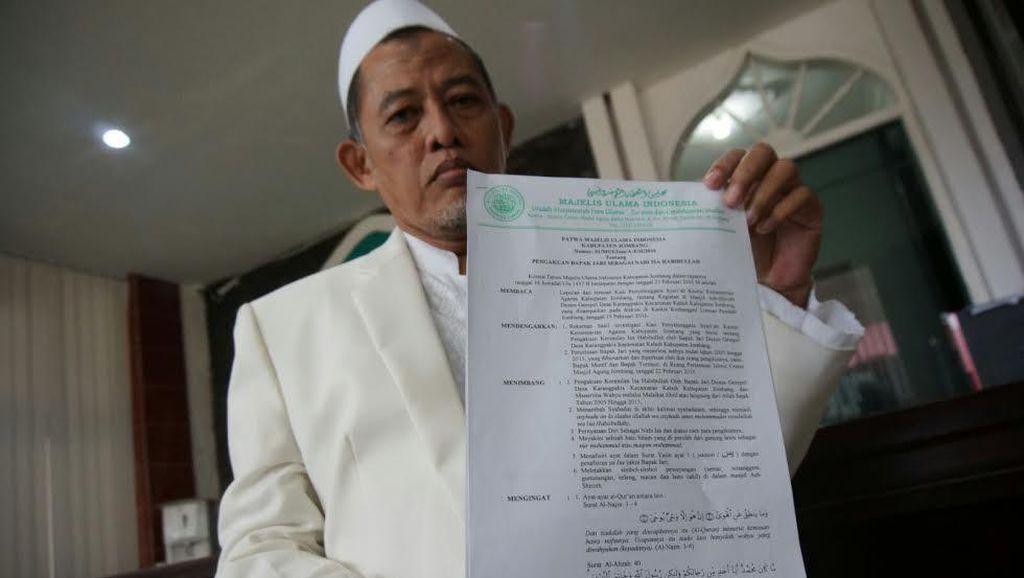 MUI Serukan Puluhan Pengikut Nabi Isa van Jombang Bertobat