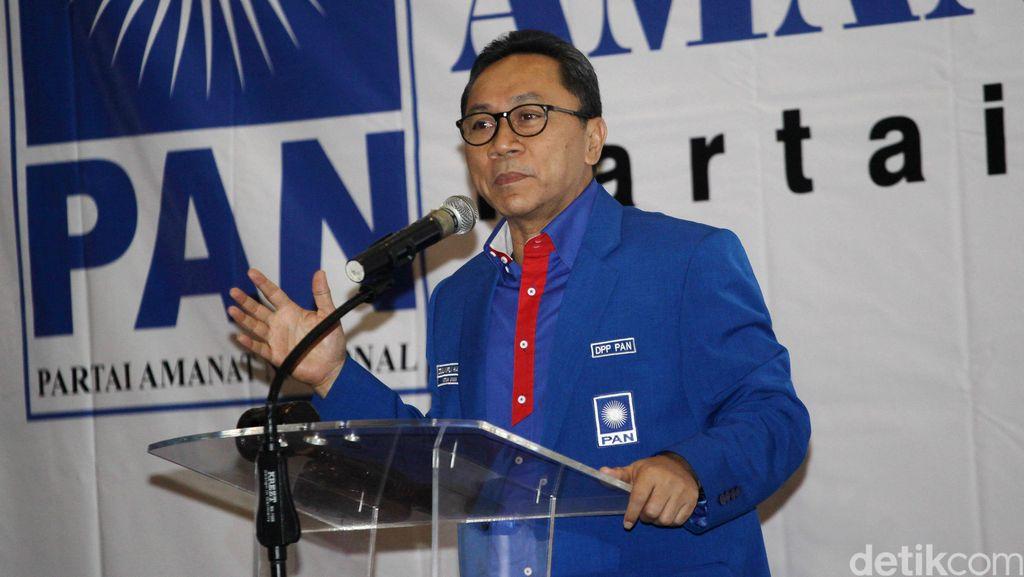 Ketua Umum PAN Setuju Kepala Daerah Terkena OTT Langsung Diberhentikan