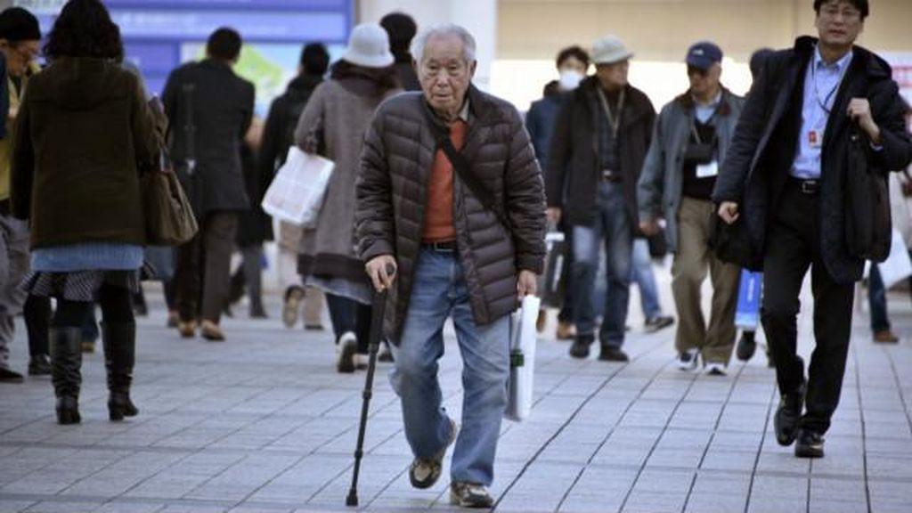 Penduduk Jepang Berkurang 1 Juta Jiwa Dalam 5 Tahun