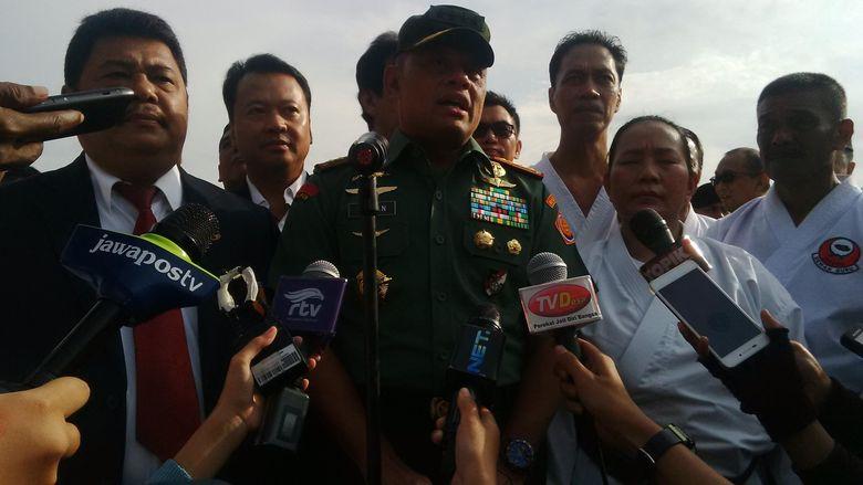 Panglima TNI: Prajurit yang Digerebek Narkoba Oleh Tim Kostrad, Dipecat!