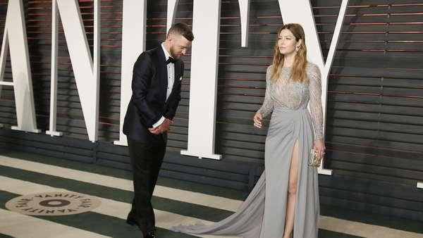Justin Timberlake dan Jessica Biel Sweet Banget, Bikin Jealous!