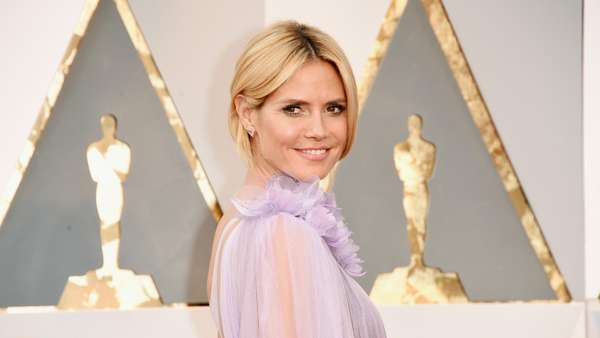 Heidi Klum Tampil Bak Princess di Oscar 2016, Love It or Leave It?