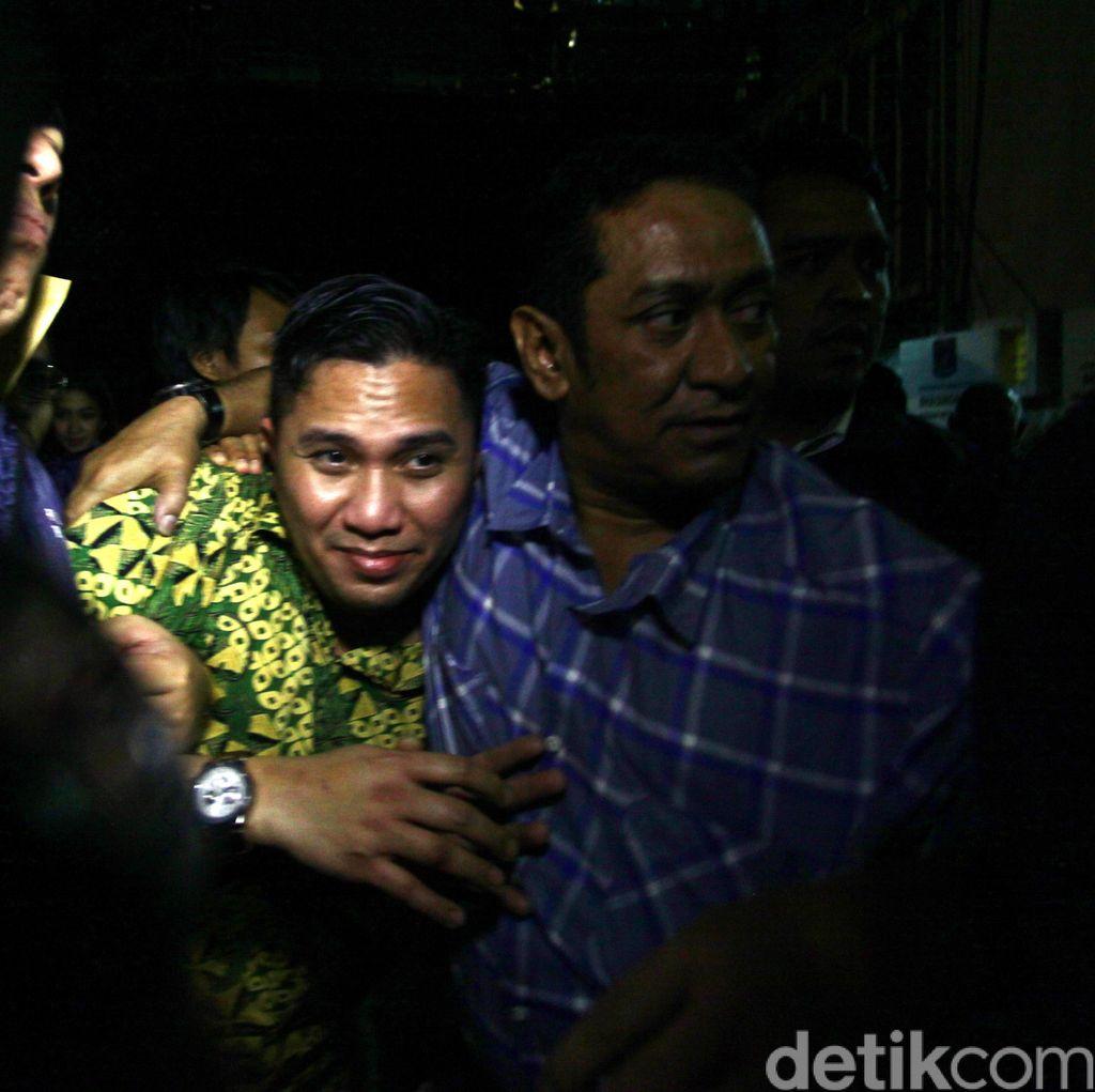 Sudah Divonis MKD, Kapan Ivan Haz Benar-benar Dipecat DPR?