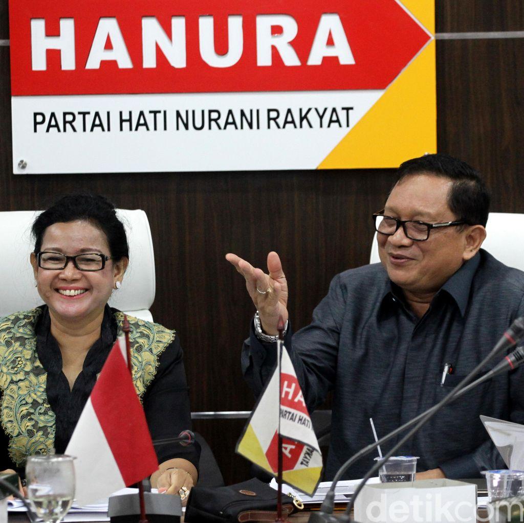 Tolak Novanto Jadi Ketua DPR Lagi, Hanura: Citra Parlemen Terpuruk!