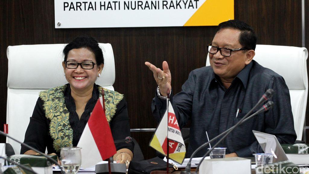 Hanura ke Jokowi: Kalau Kinerja Memuaskan, Tentu Kembali Dipilih Rakyat