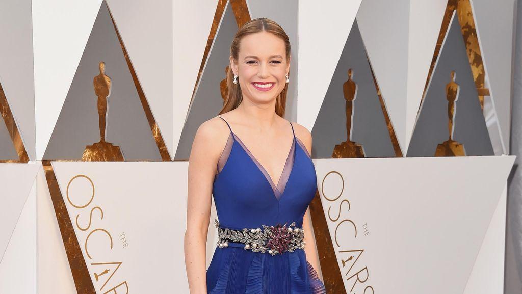 Brie Larson Perankan Captain Marvel Jadi Doa Chris Evans yang Terwujud