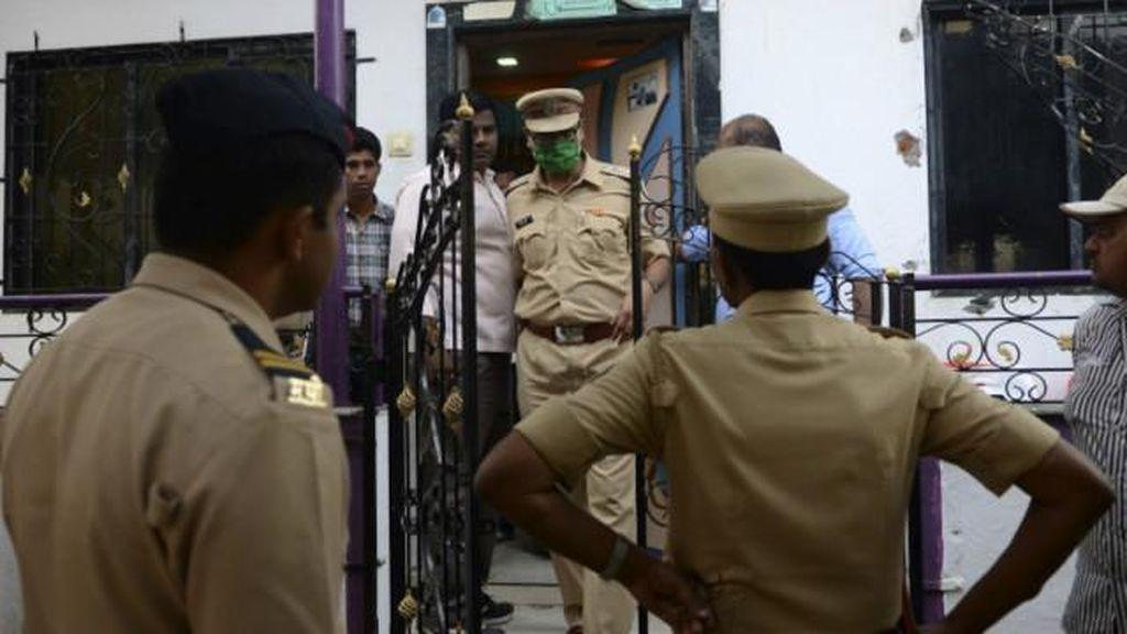 Pria India Bunuh 14 Anggota Keluarganya, Termasuk Anak dan Orangtua