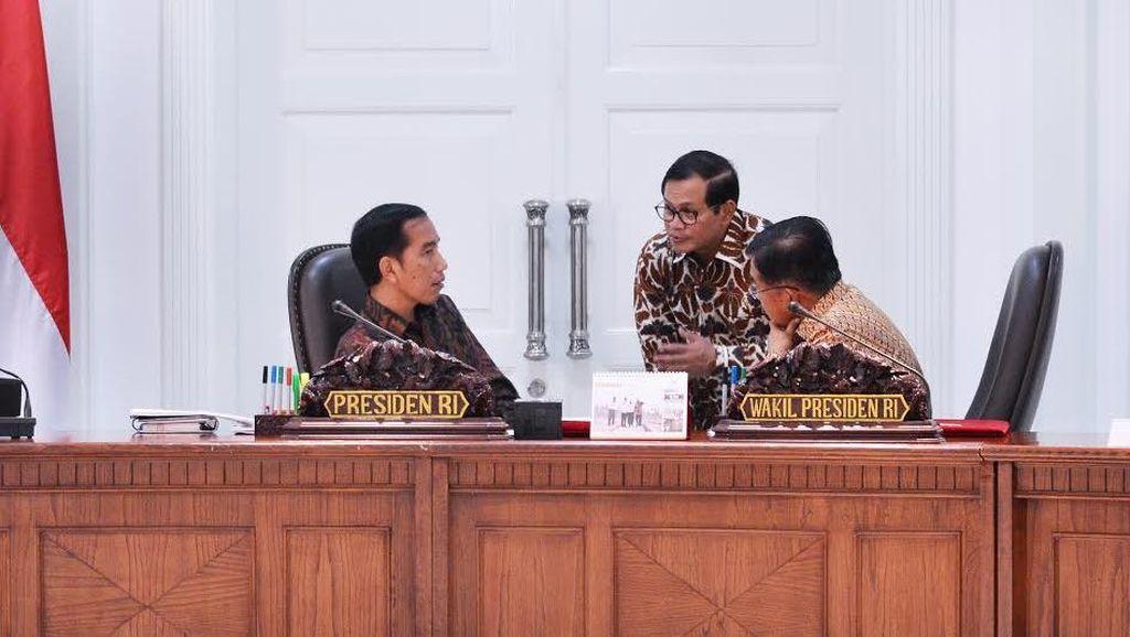 Jokowi Panggil Menko Polhukam dan Kapolri Bahas Keamanan Pasca Bom Solo