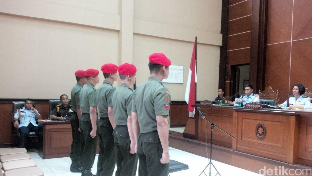 Kasus Pengeroyokan Anggota TNI AU di Sukoharjo, 2 Prajurit Kopassus Dipecat