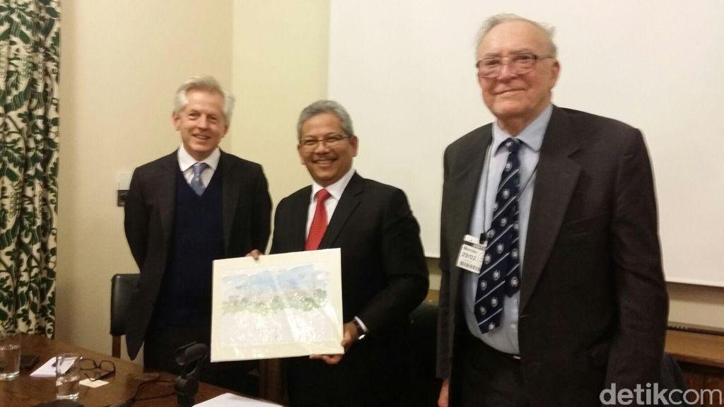 Bertemu Parlemen Inggris, Dubes RI Paparkan Prospek Kerjasama Bilateral