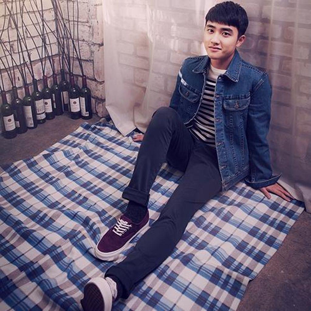 D.O EXO Bintangi Web-Drama yang Disutradarai Lee Byung Hun