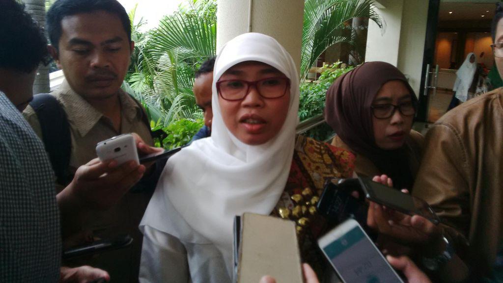 Istri Aher Netty Prasetyani: Kalau Ada Dorongan Kuat, Saya Siap