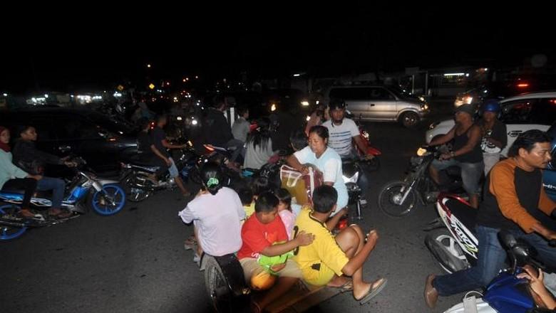 Kondisi Padang Sudah Kondusif, Warga Sudah Masuk ke Rumah Masing-masing