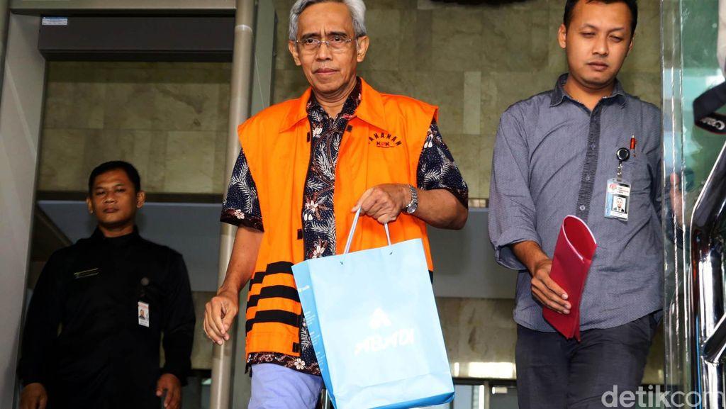 Eks Pejabat Kemenhub Djoko Pramono Divonis 4 Tahun