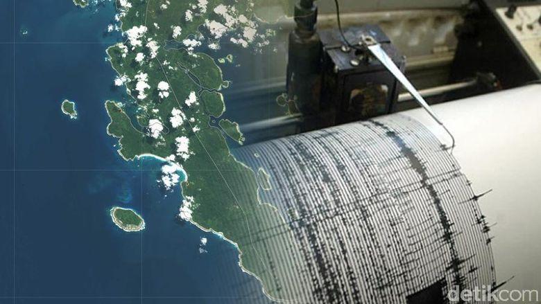 Polri: Tidak Ada Laporan Korban Luka dan Jiwa Akibat Gempa Mentawai
