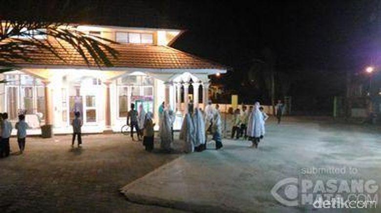 Ada Gempa di Mentawai, Warga Padang Berhamburan Keluar Rumah
