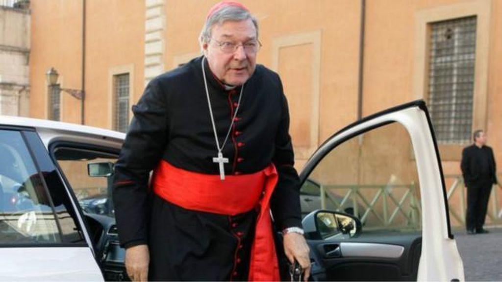 Bendahara Vatikan Akui Tak Tindak Lanjuti Pelaporan Kasus Pelecehan Seks