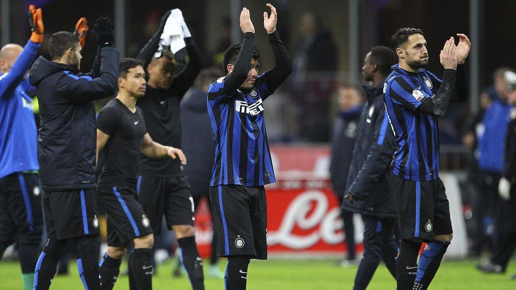 Menyongsong Musim Baru, Inter Targetkan Trofi