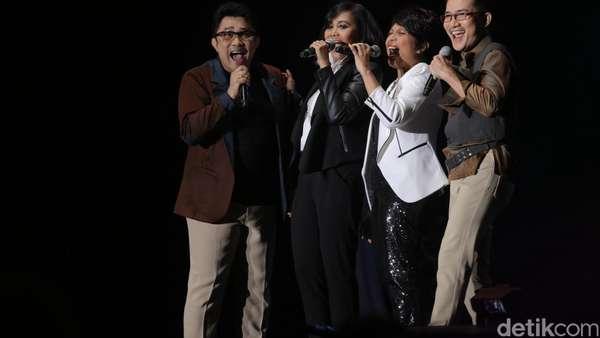 Penampilan Elfas Singer di Java Jazz 2016 Hari Kedua