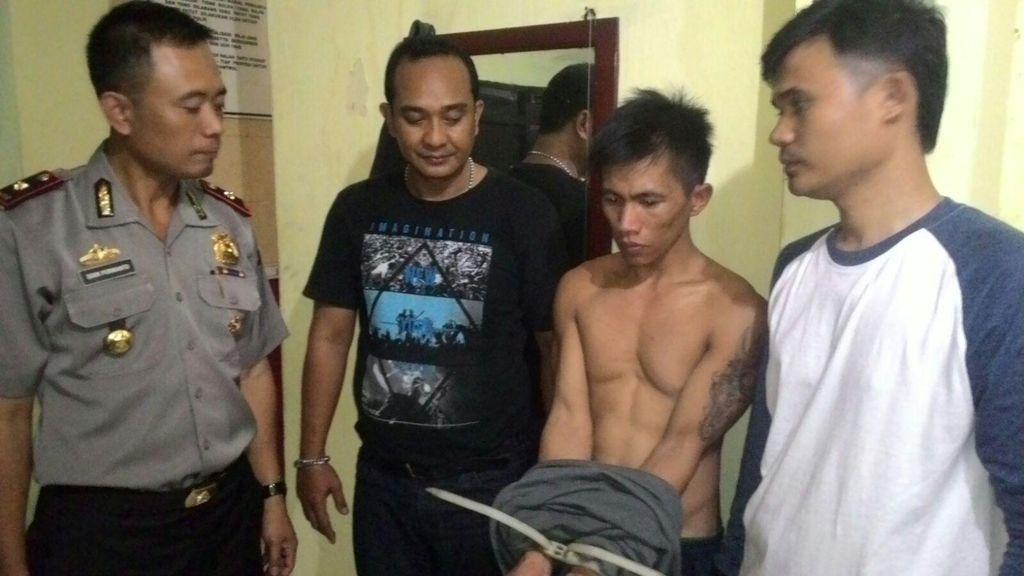 Takut Mati, Pencuri Sawit yang Sebabkan Kematian 2 Brimob Menyerahkan Diri