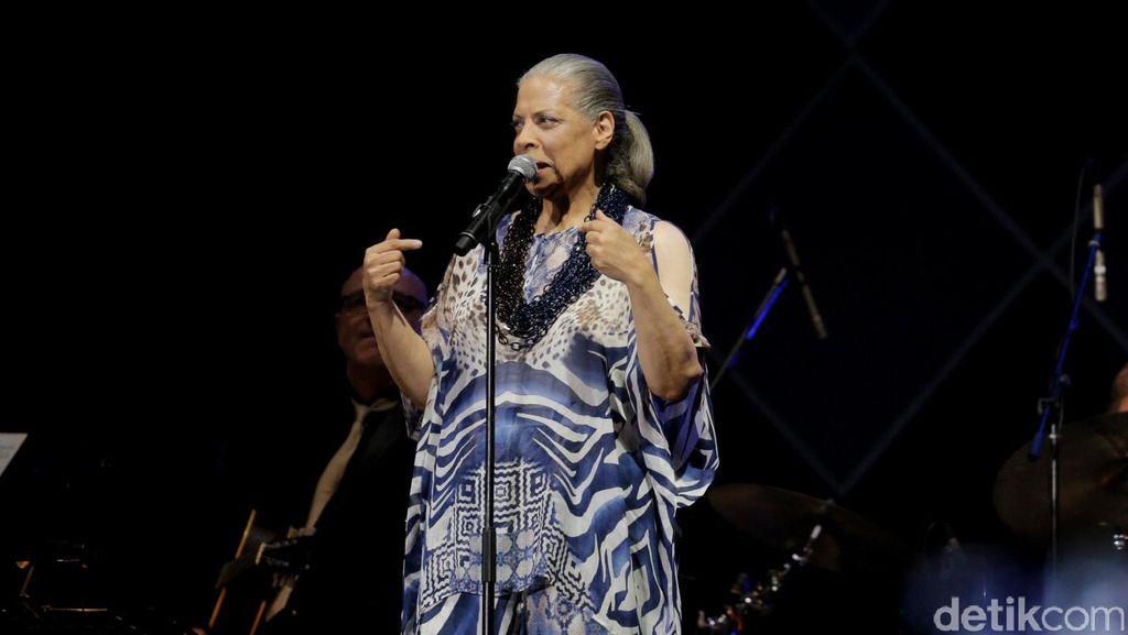 Pesona Patti Austin di Java Jazz 2016 Hari Ketiga
