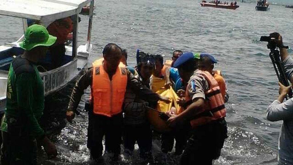 Jenazah Nakhoda KMP Rafelia Ditemukan di Dekat Pelabuhan Gilimanuk
