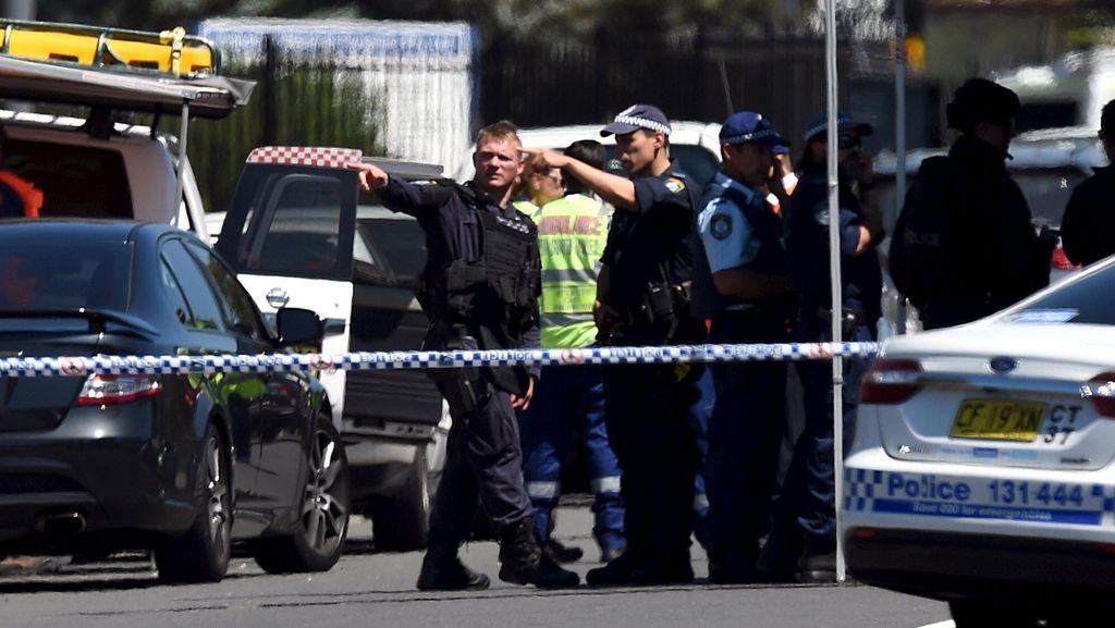 Penembakan di Pabrik Sydney, Polisi Australia Evakuasi Pekerja