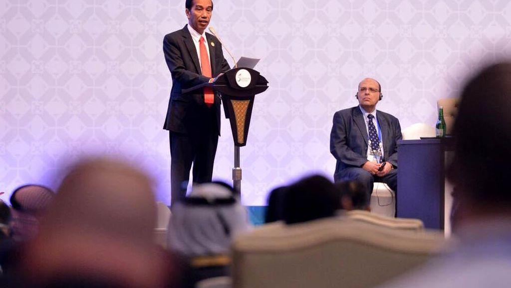 Jokowi: OKI Kutuk Tindakan Israel, Penjajahan di Palestina Harus Diakhiri!